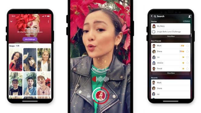 Snapchat s'intéresse à la musique