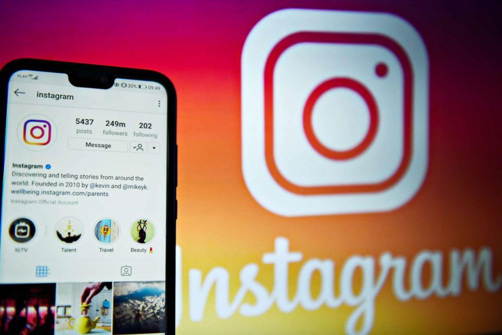 La fin des likes sur Instagram