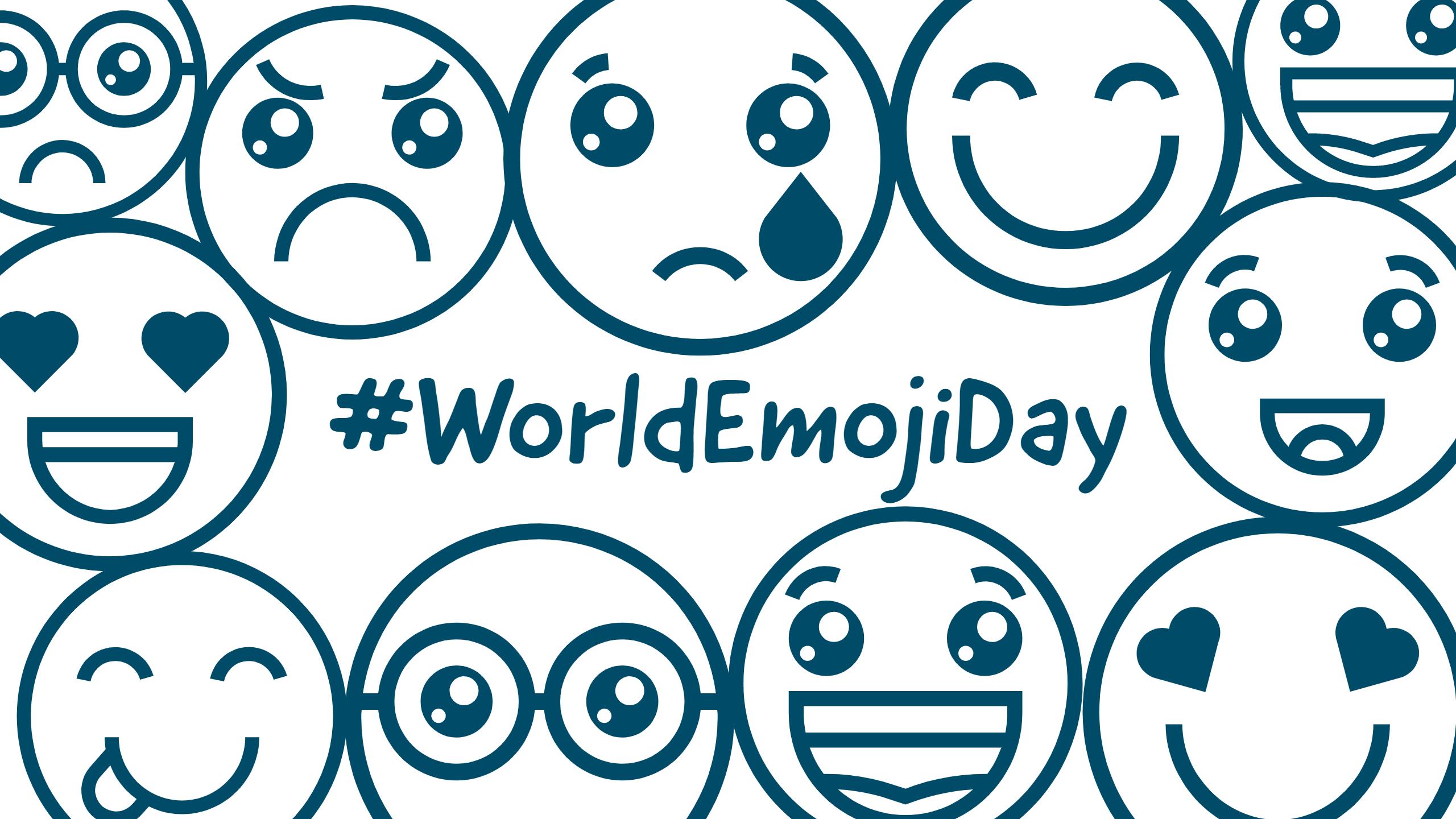 Journée Mondiale des Emojies